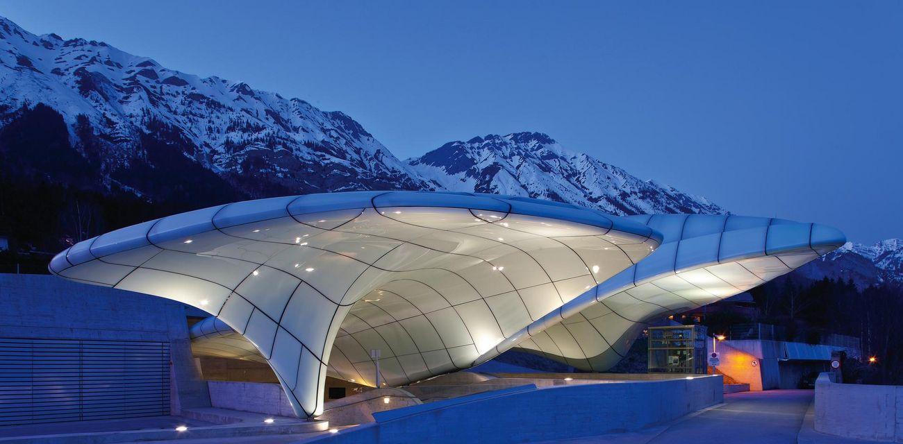 Une architecture moderne
