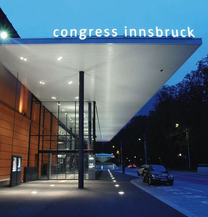 PREVENTIVE MEASURES OF CONGRESS MESSE INNSBRUCK