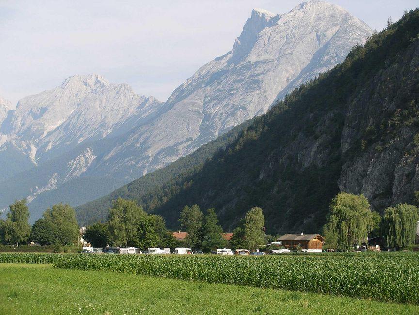 """Camping Tiefental """"Roppnerhof"""""""