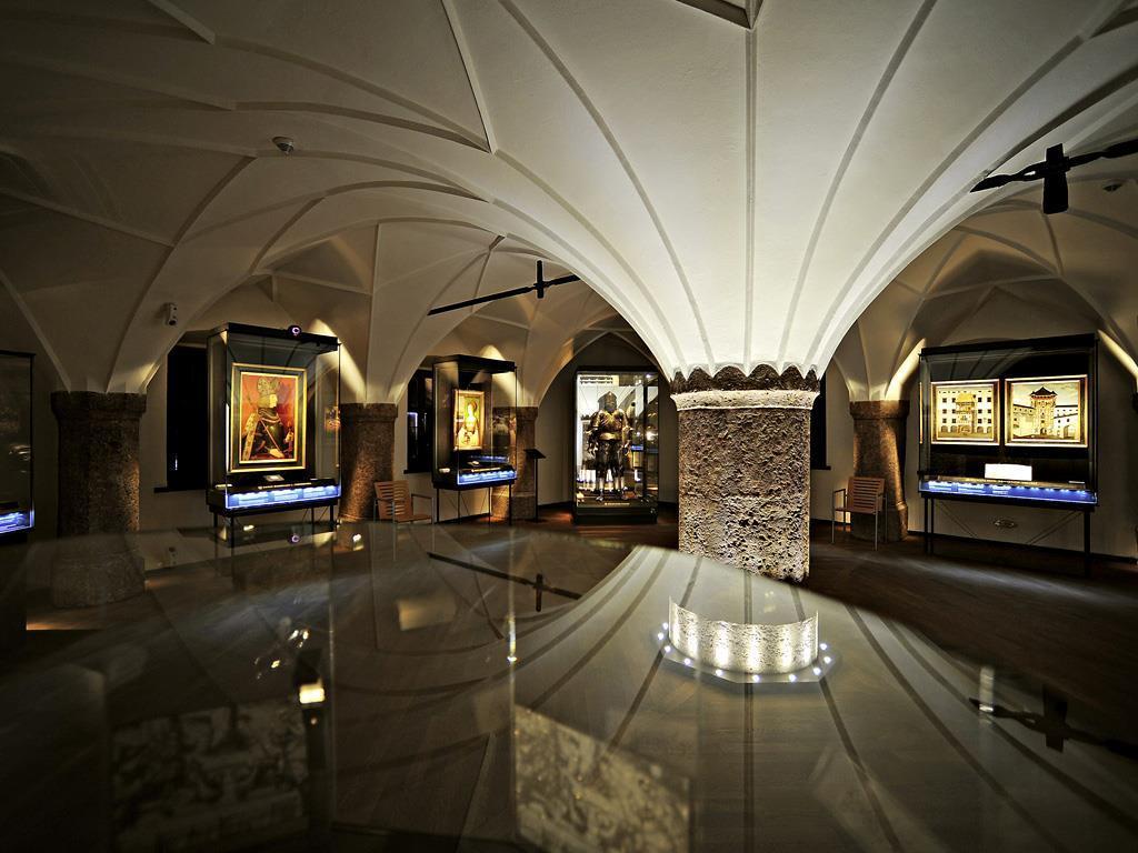 Goldenes Dachl Museum