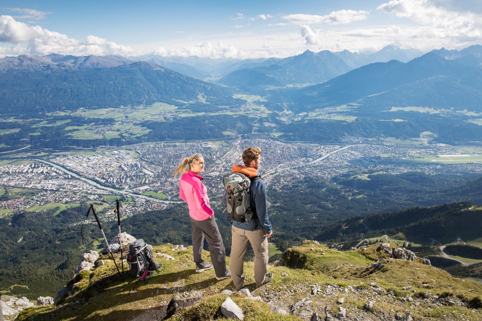 Along The Goethetrail To Pfeishütte Innsbruckinfo