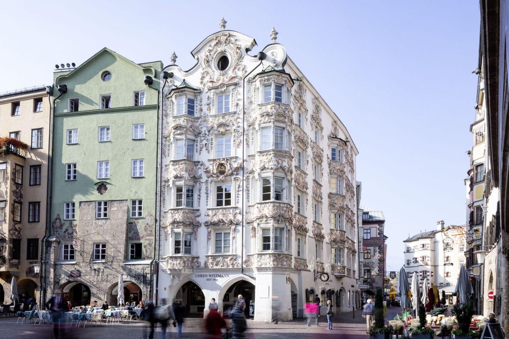Habsburger Innsbruck Info