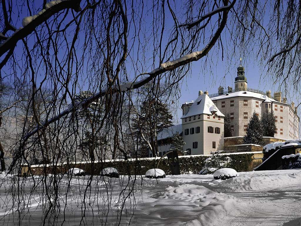 Park Of Ambras Castle Innsbruckinfo
