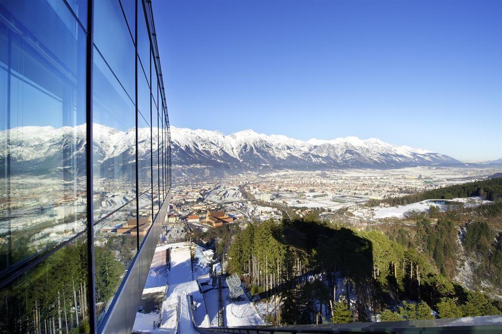 Bergisel Ski Jump Innsbruckinfo