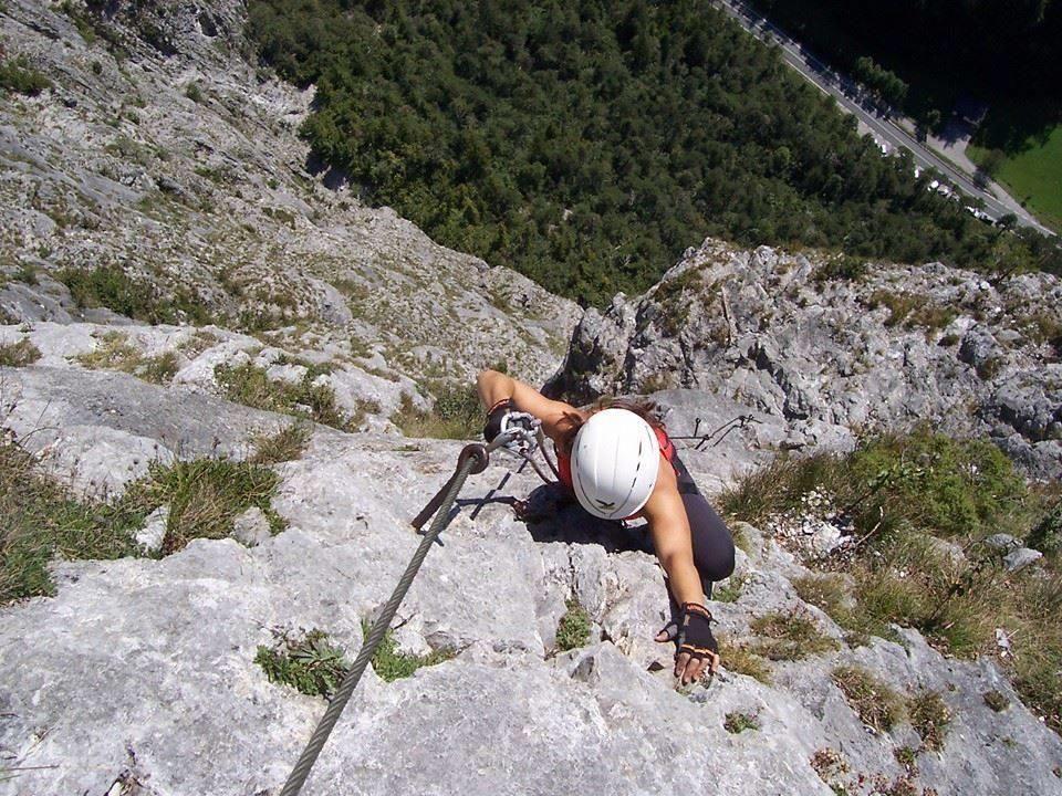 Kaiser Max Klettersteig : Kaiser max klettersteig foto innsbruck tourismus climbers