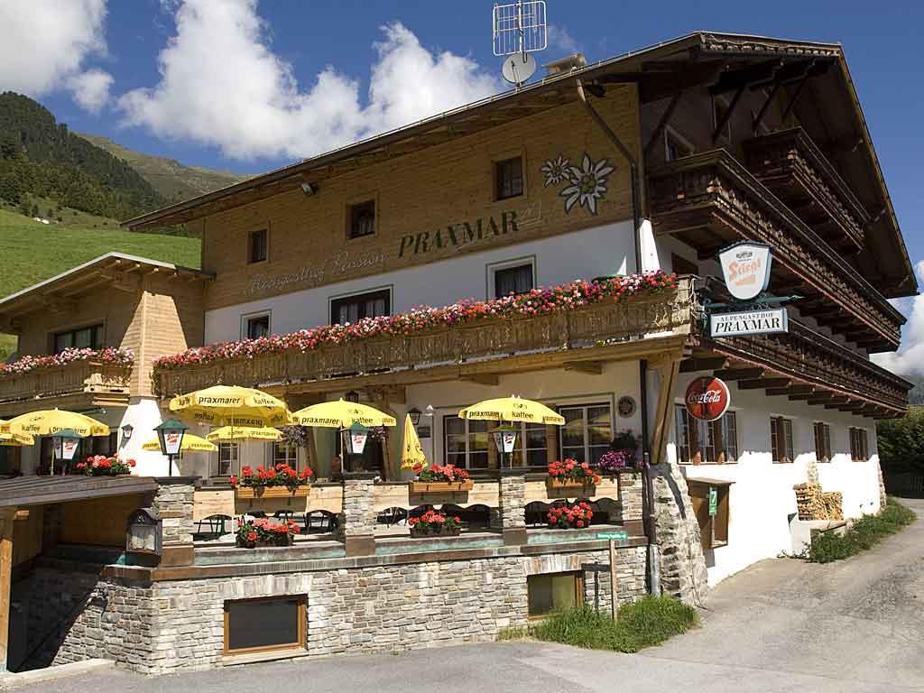 Alpengasthof Praxmar - Sommer