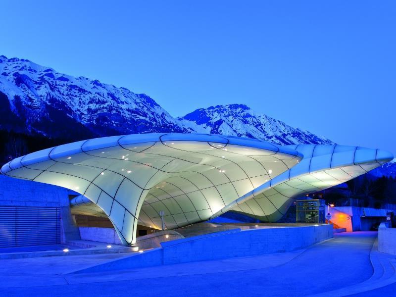 Architektour – Innsbruck modern