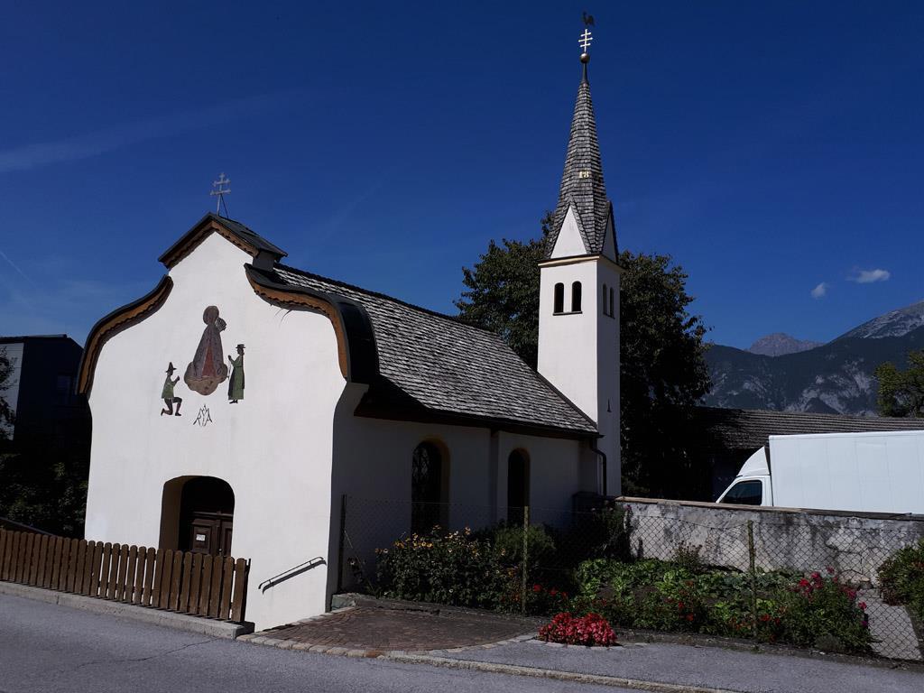 Baderbühlkapelle