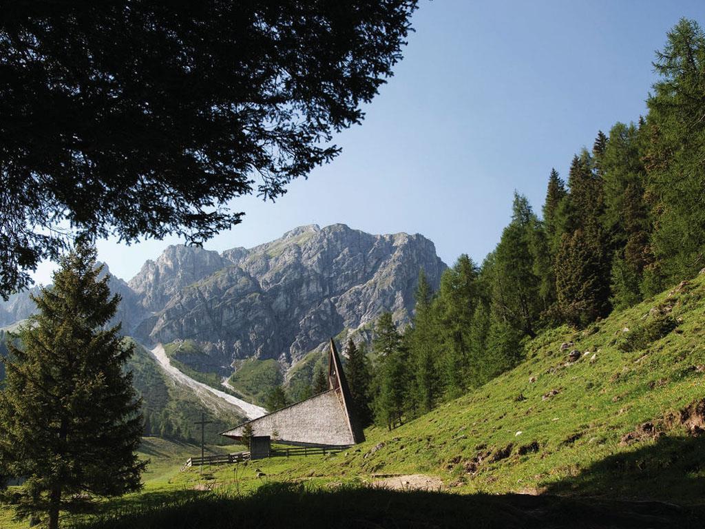 Bergkapelle Axamer Lizum