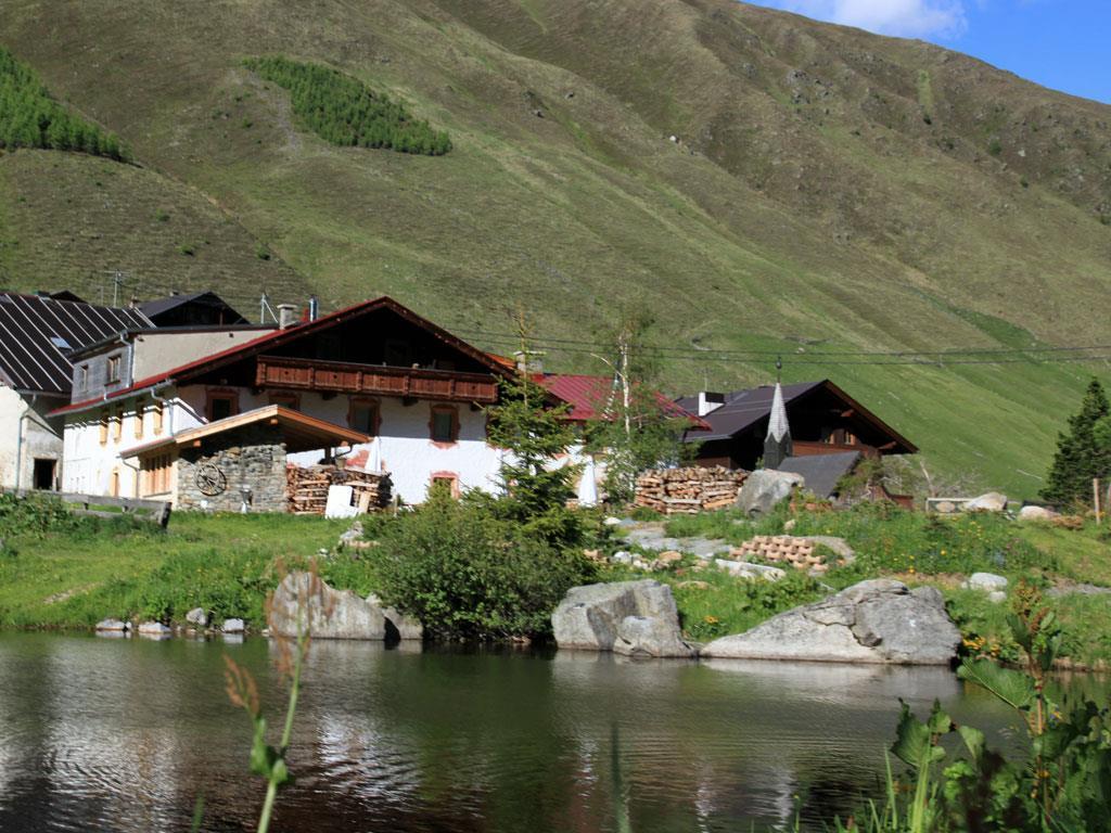 Bergoase Forellenhof - Sommer