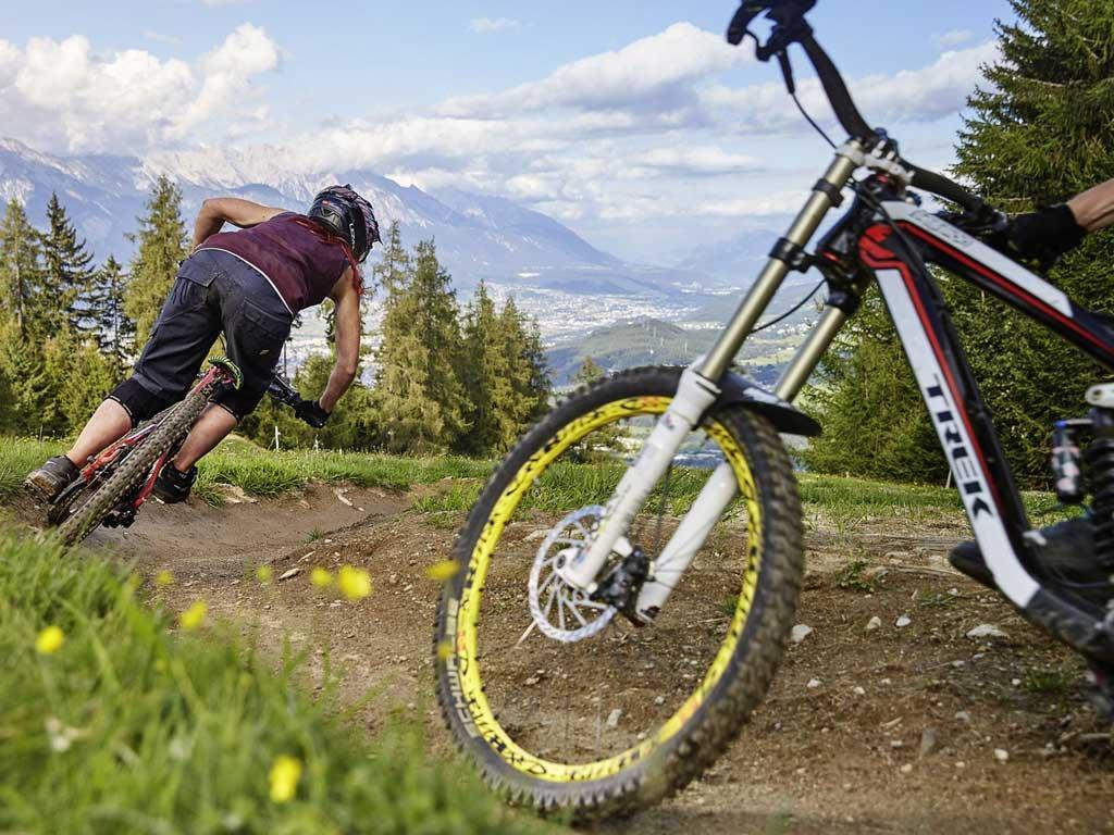 Bike Waschanlage Muttereralmbahn