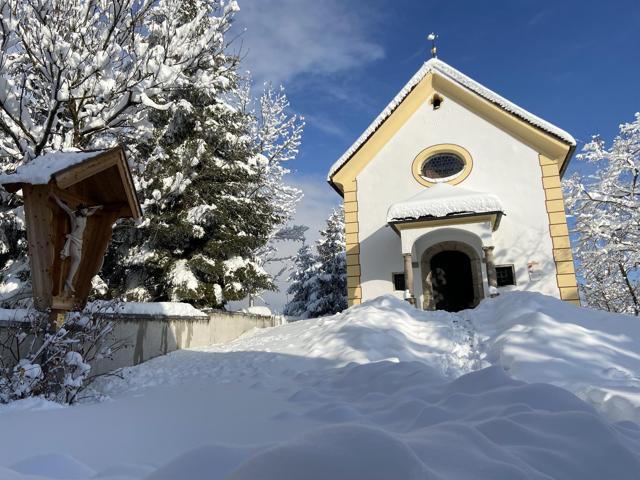 Blasiuskirche in Völs