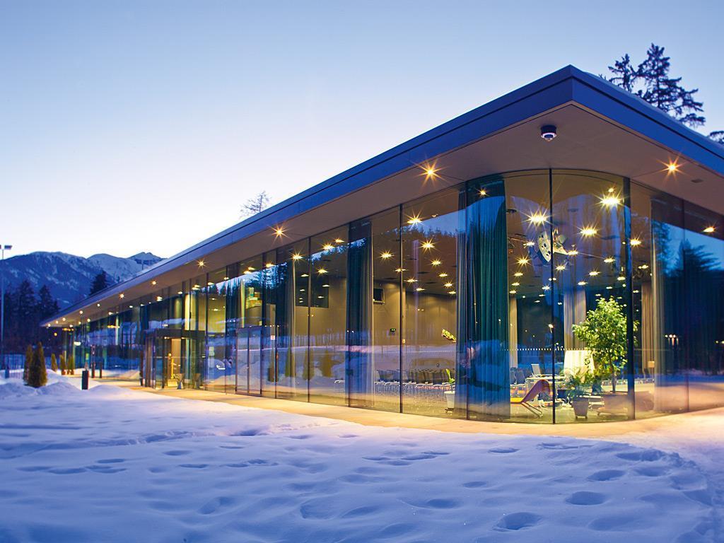 Congresspark Igls modern
