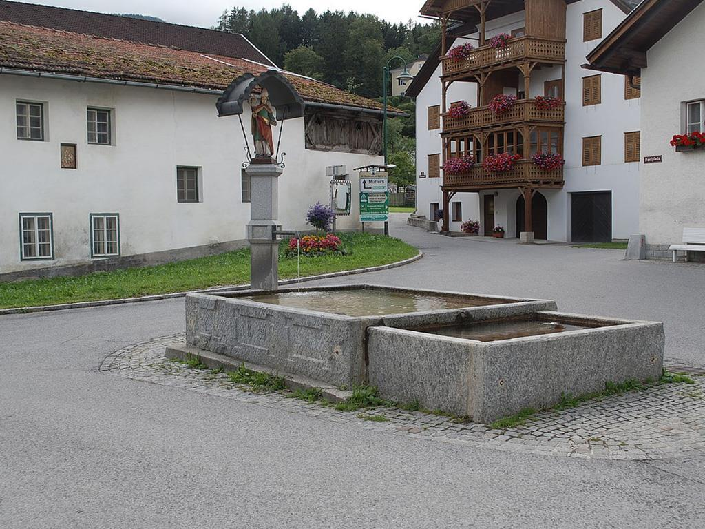 Dorfbrunnen in Natters