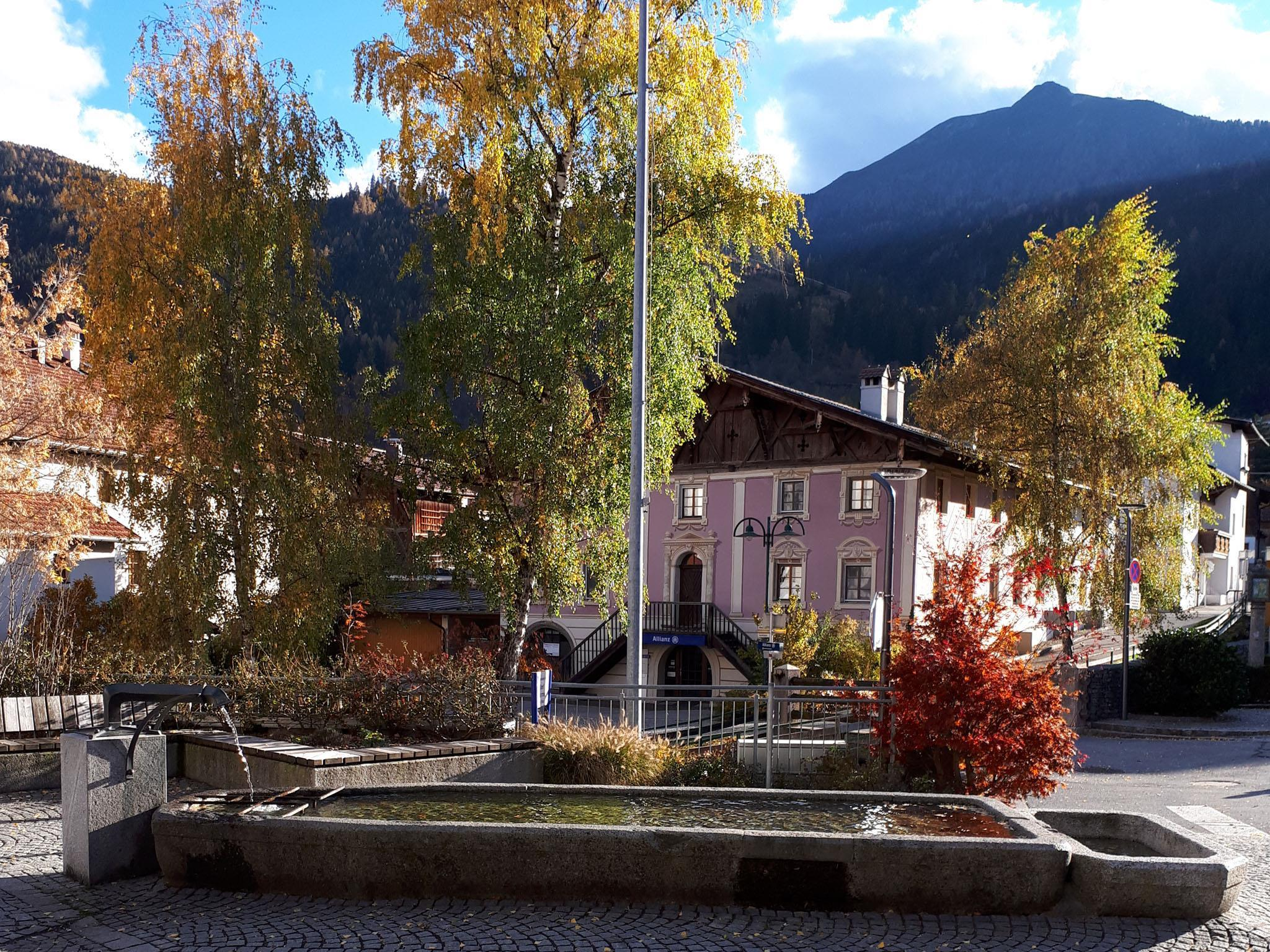 Axamer Dorfbrunnen