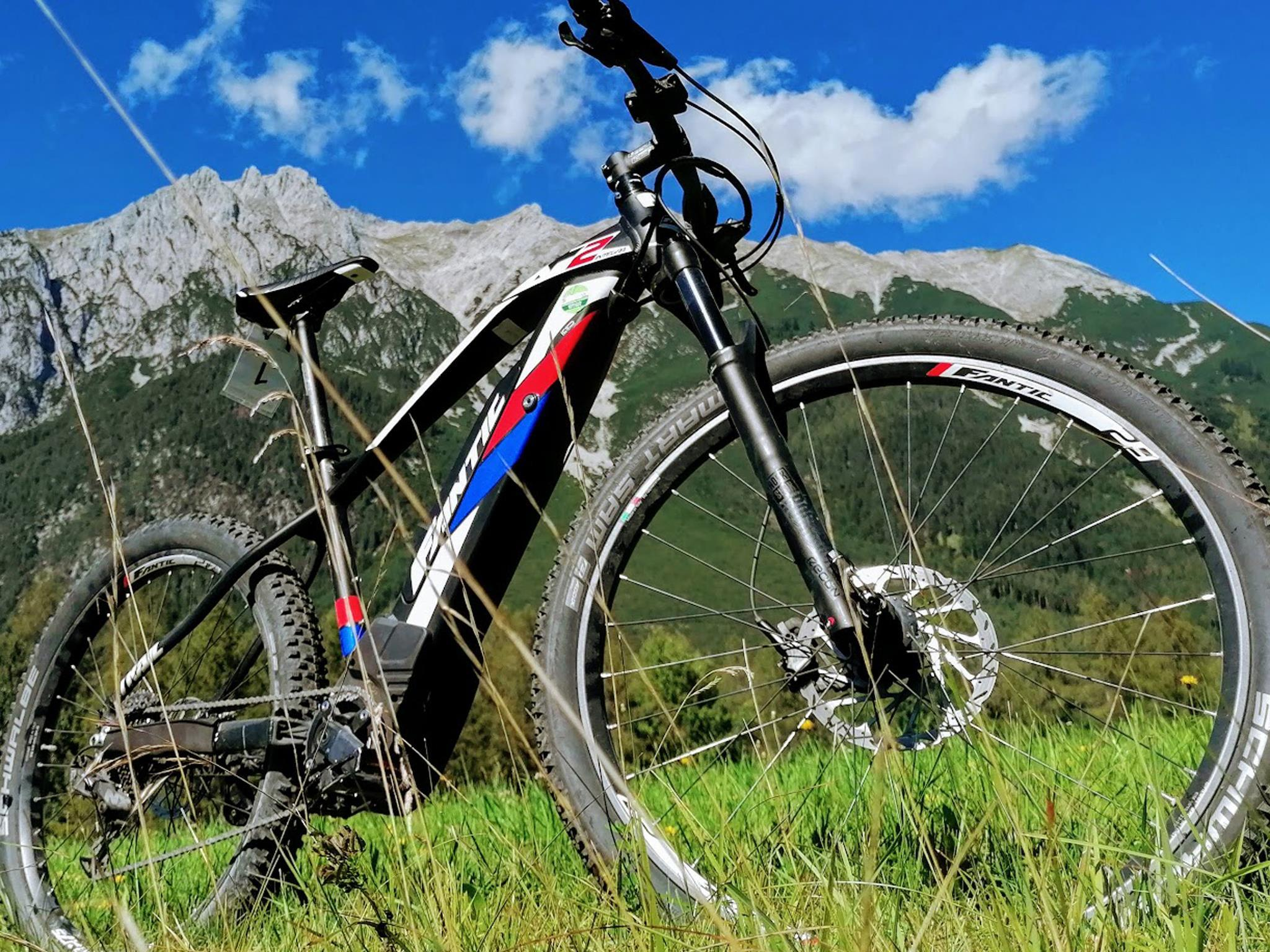 Alpenhof Wohlfühlpension - E-Bike Verleih