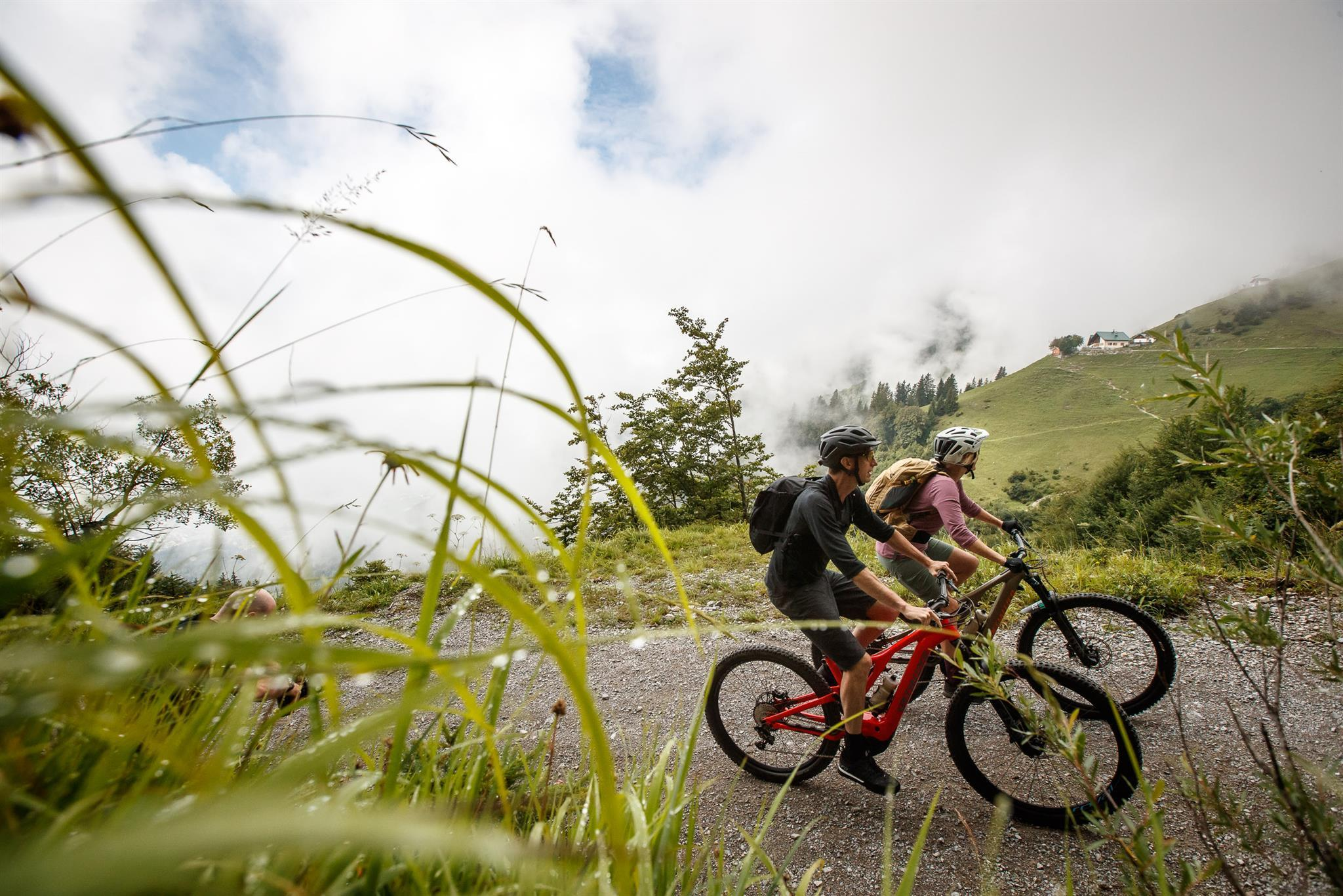 E-Bike Ladestation: Familien-Landhotel Stern