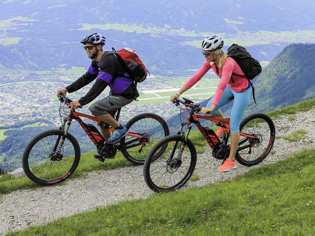 E-Bikeverleih Hotel Seppl Mutters