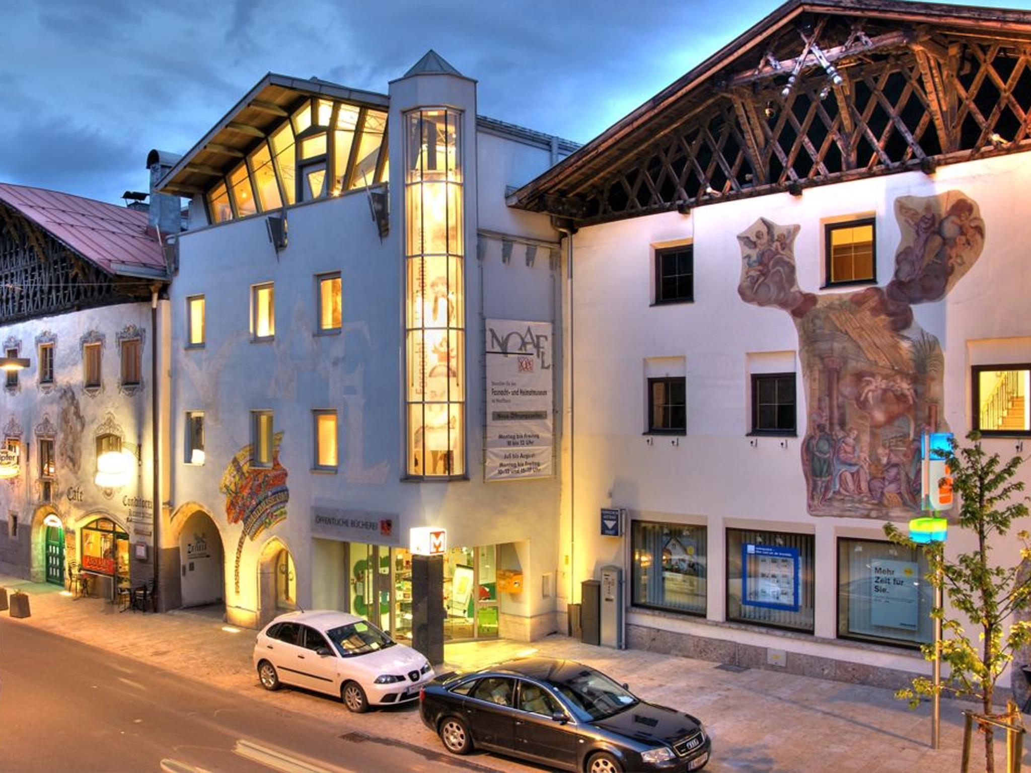 "Fasnacht- und Heimatmuseum ""Noaflhaus"""