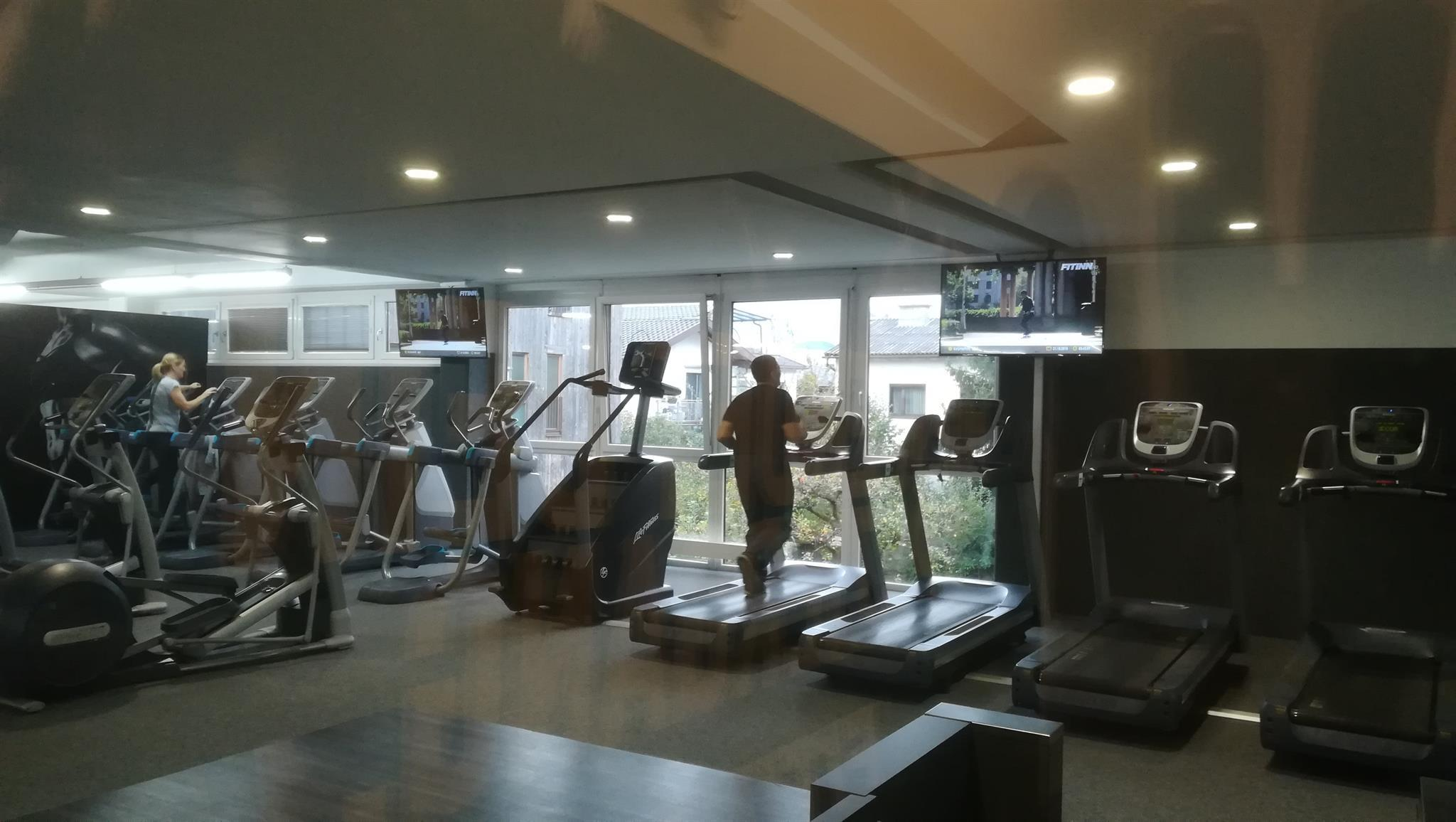 FITINN, Fitnesscenter Neu-Rum