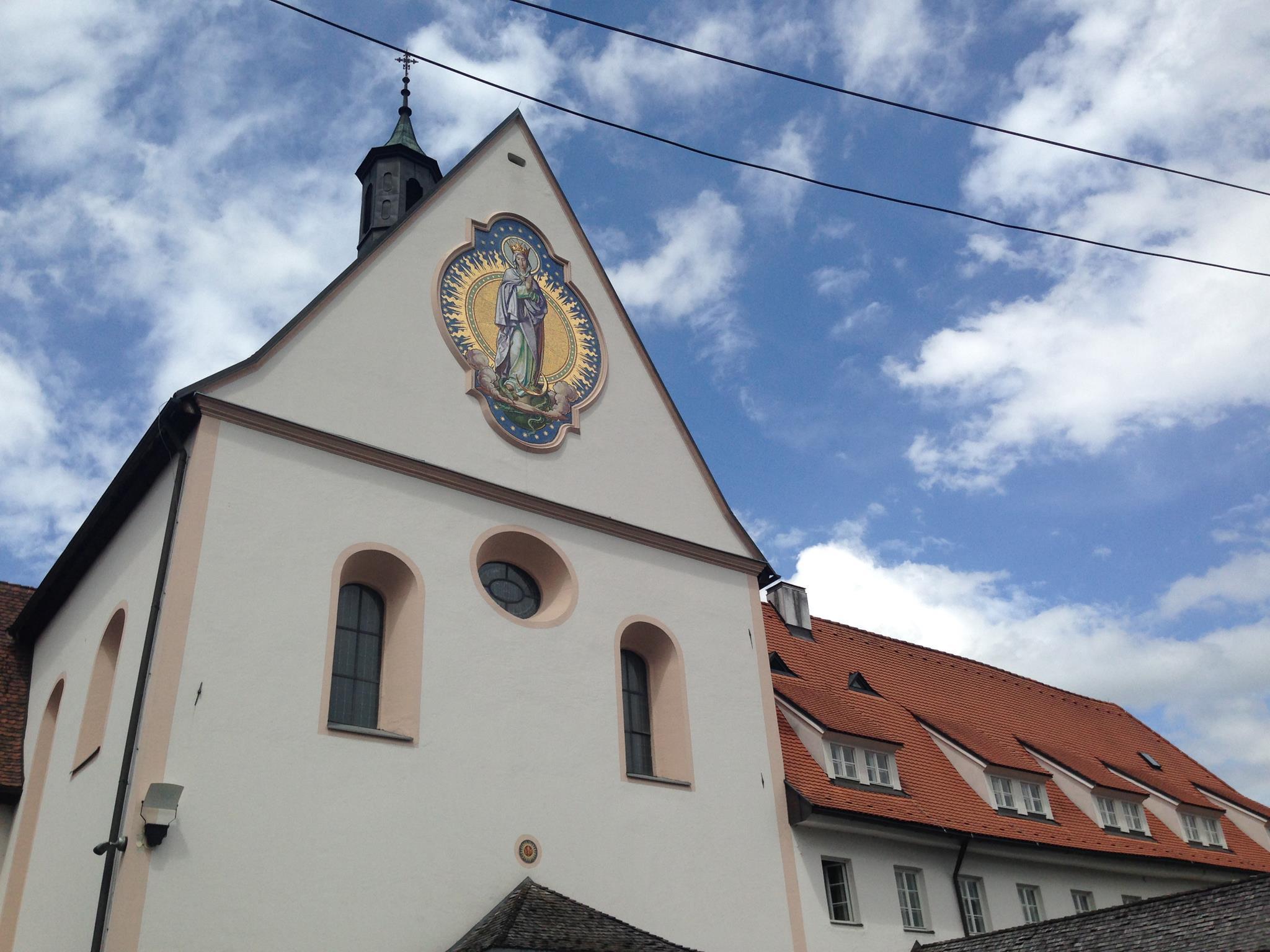 Franziskanerkloster und Franziskanerkirche