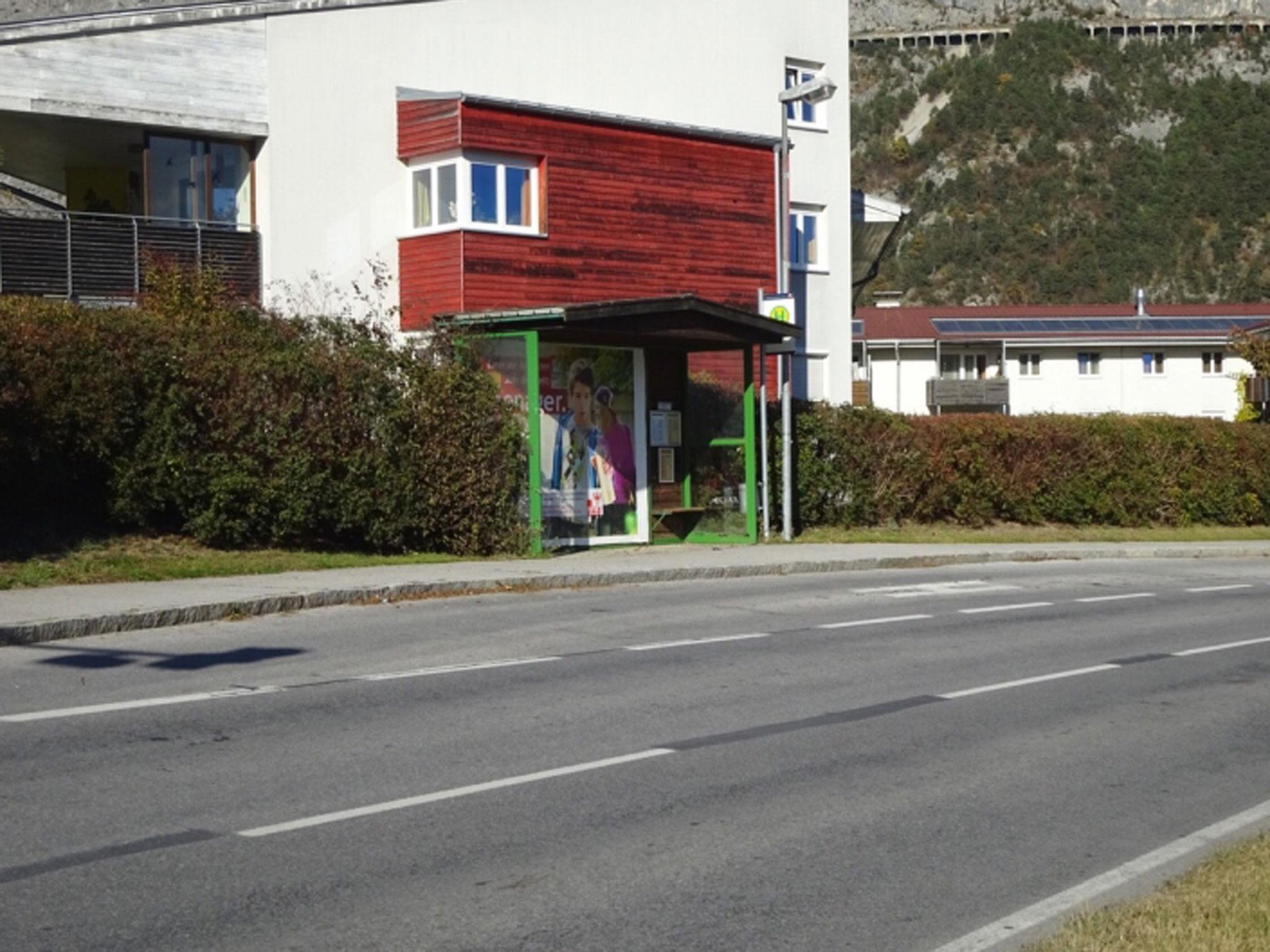 Haltestelle Kematen Neue Heimat Innsbruck Info