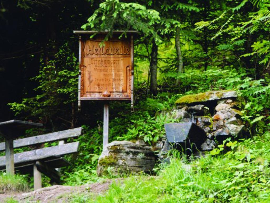Heilquelle/Ochsenbergquelle