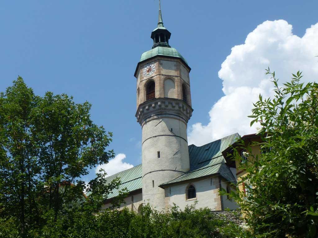 Alte Höttinger Pfarrkirche