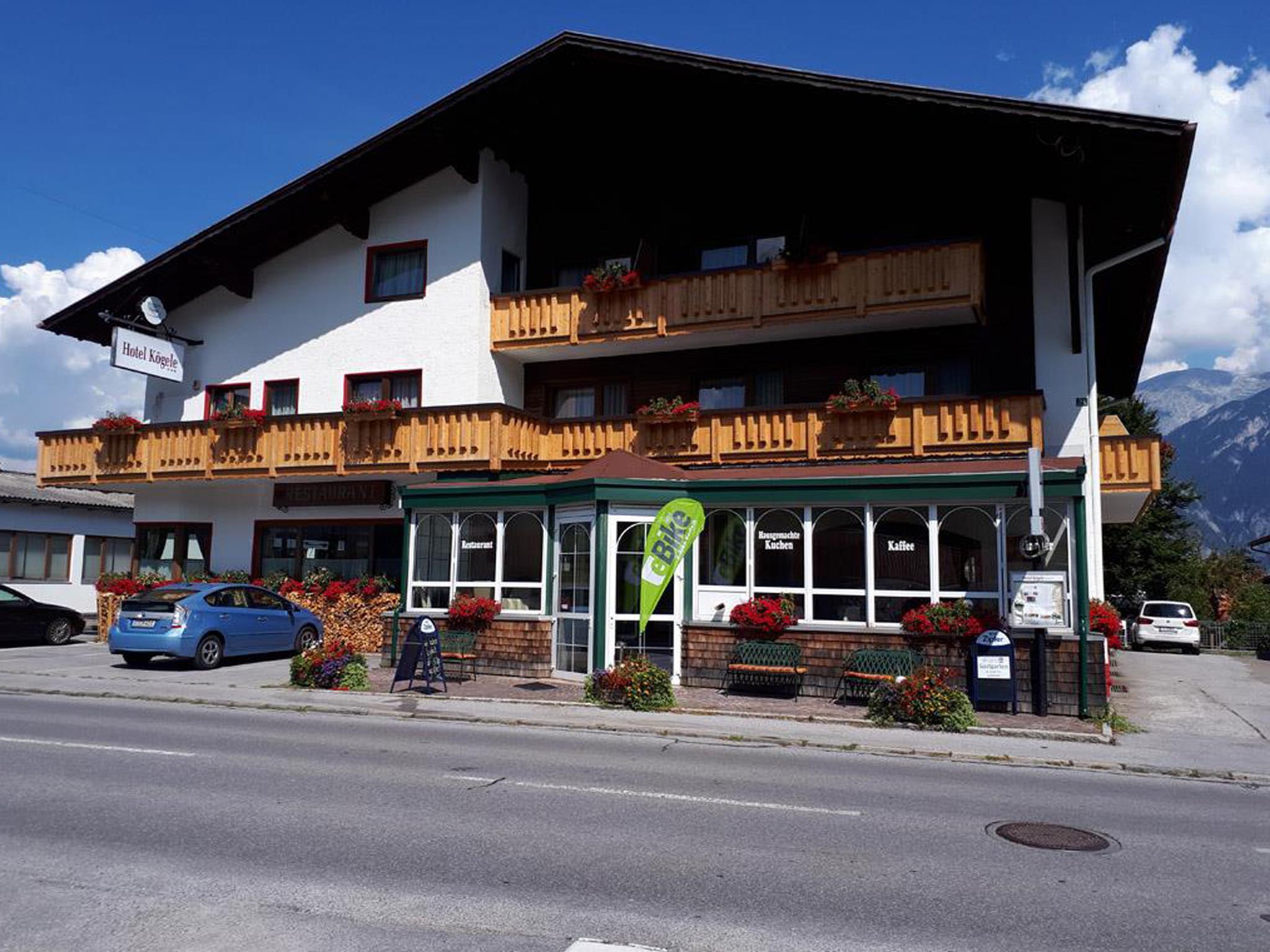 E-Bikeverleih - Hotel Kögele