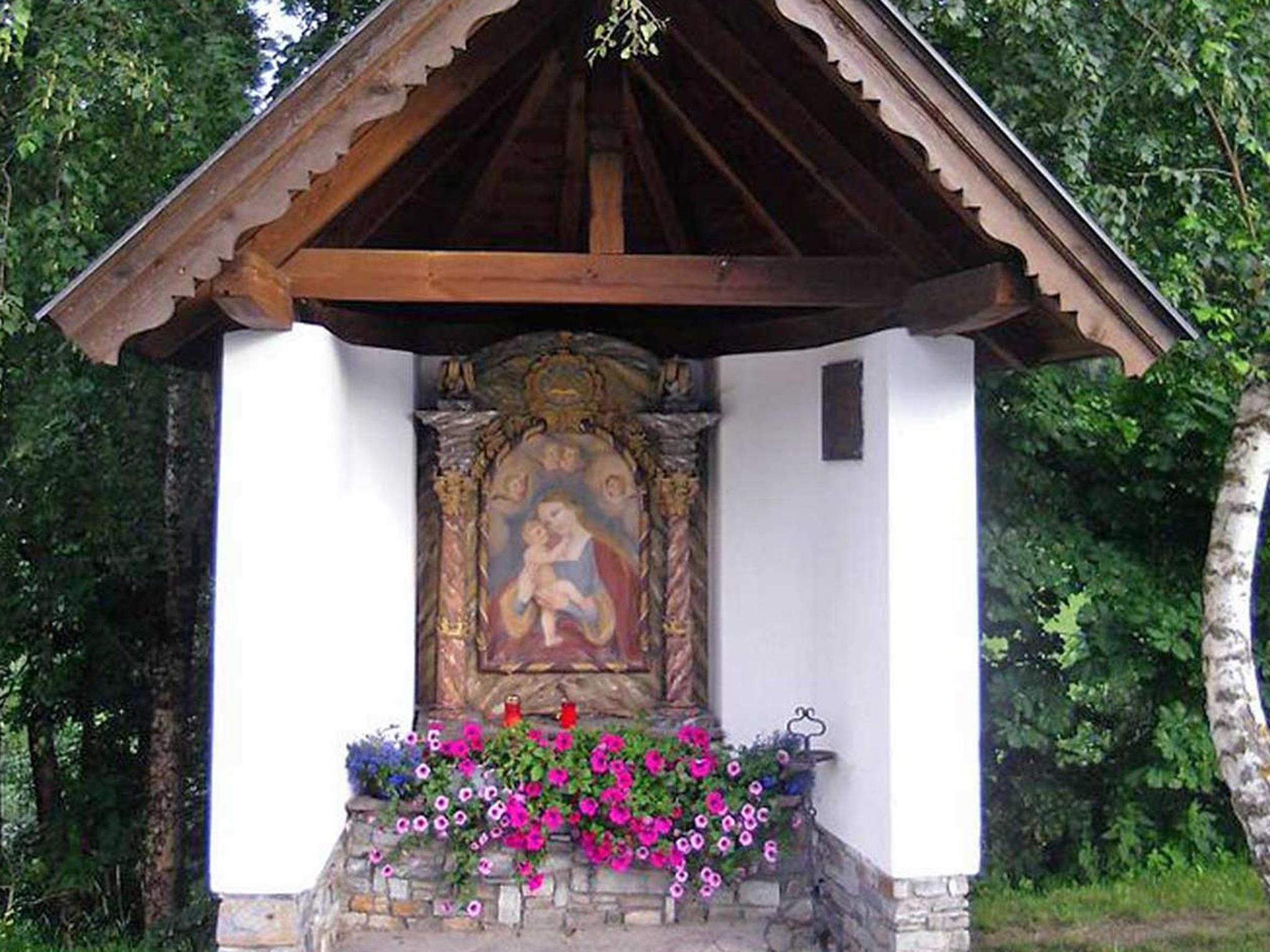 Kapelle bei den Einethöfen
