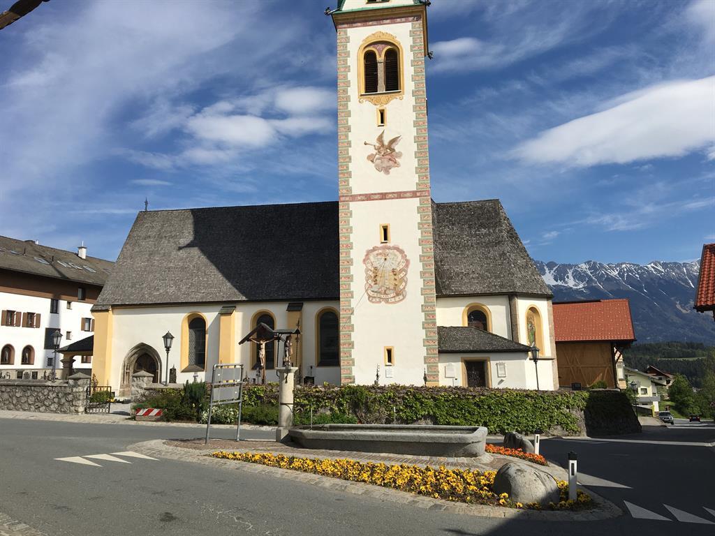 Pfarrkirche in Mutters