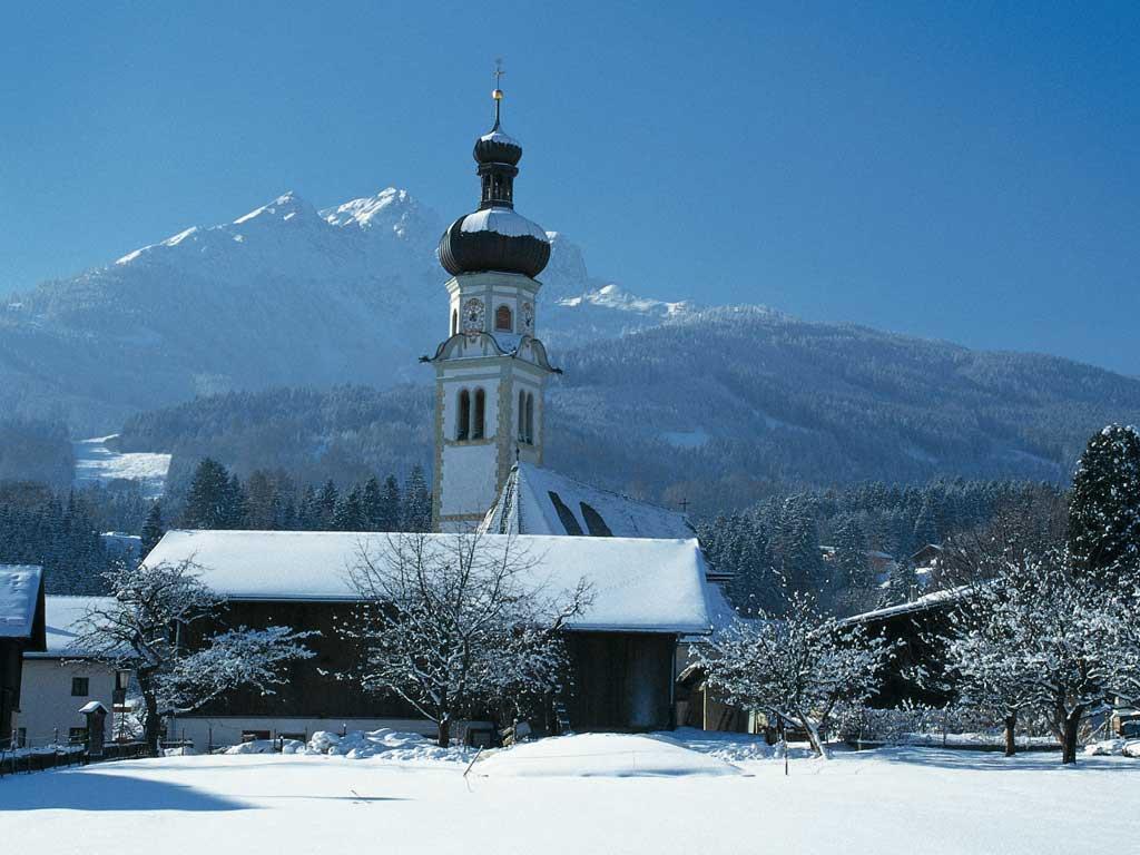 Pfarrkirche in Natters