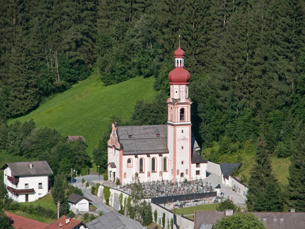 Pfarrkirche Sellrain