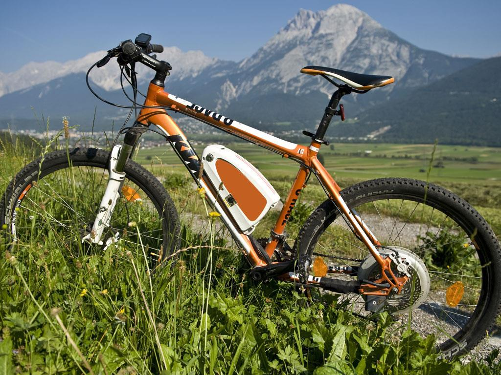 E-Bike Ladestation: Inntalcenter Telfs