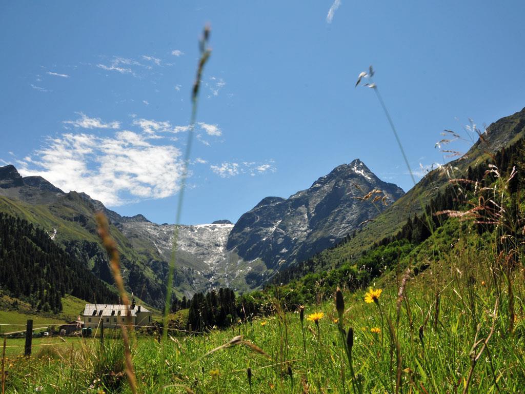 Ruhegebiet Stubaier Alpen