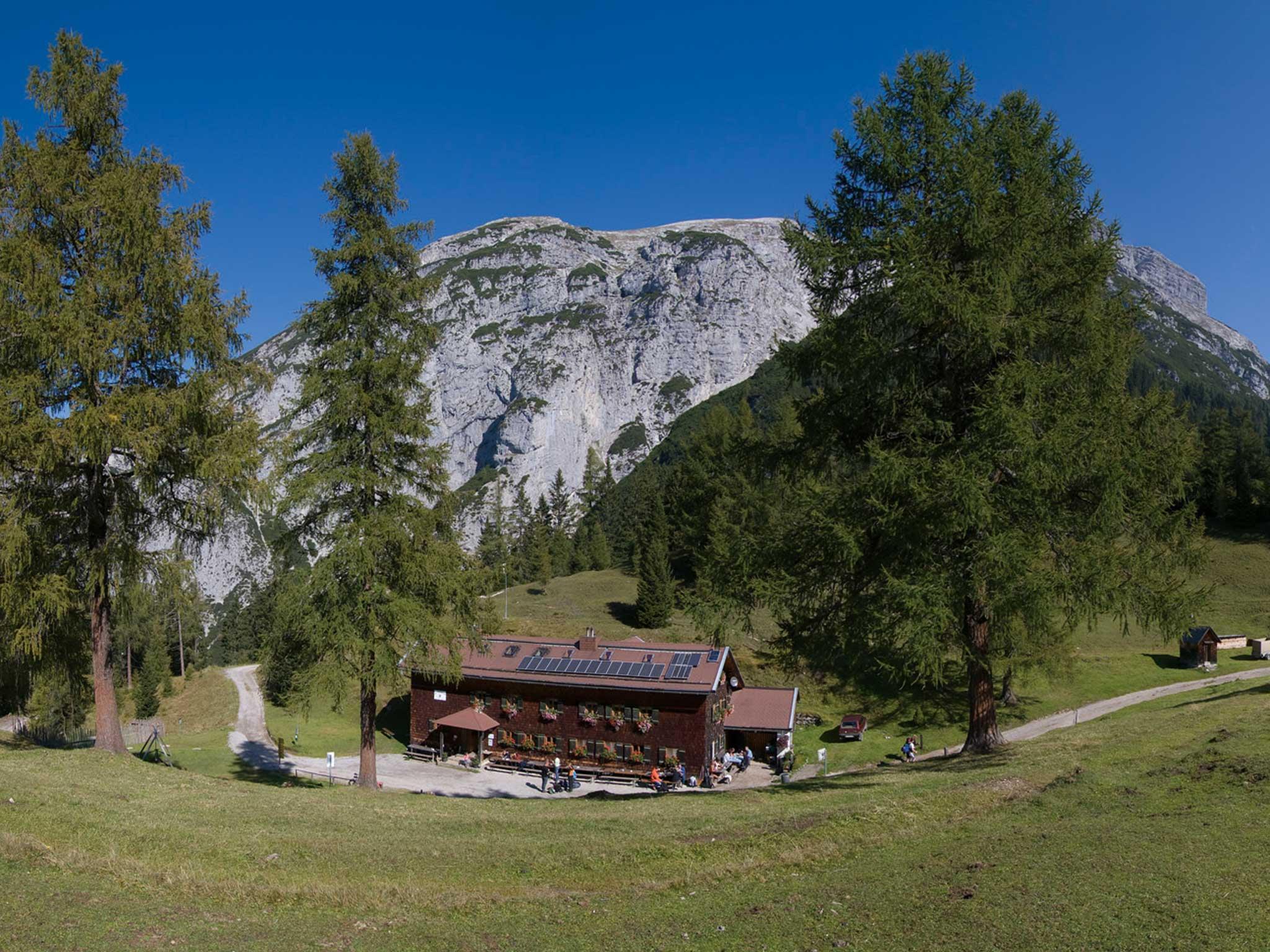 Neue Magdeburger Hütte - GESCHLOSSEN