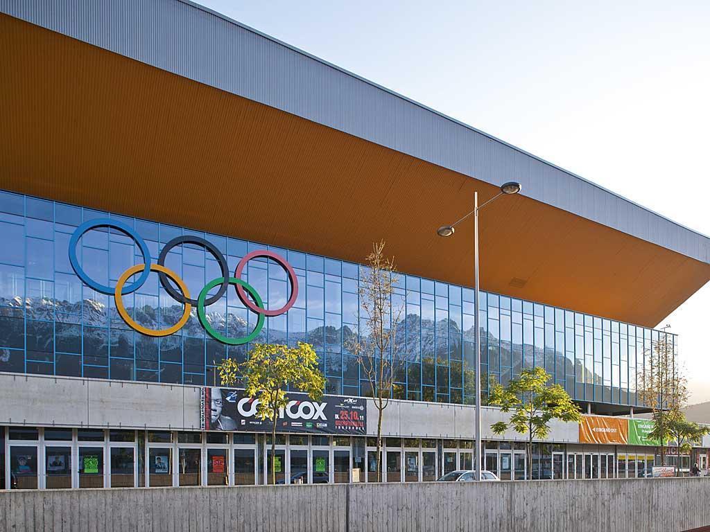 Eislaufen Olympiaworld Innsbruck