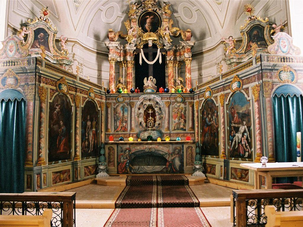 Ostergrab St. Sigmund