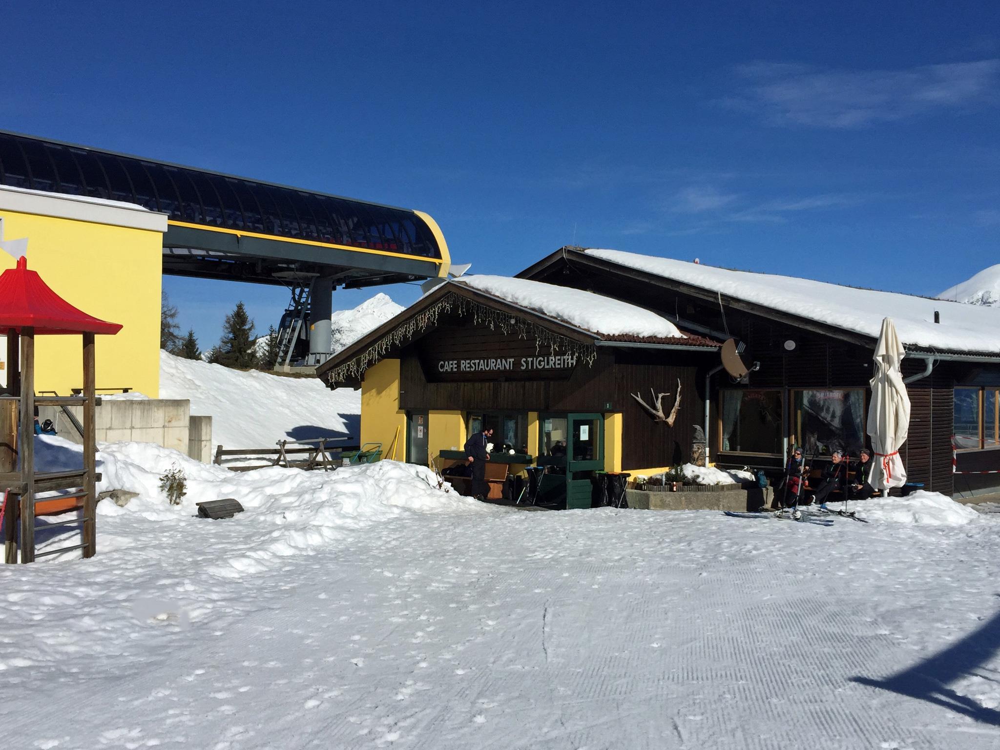 Panoramarestaurant Stiglreith