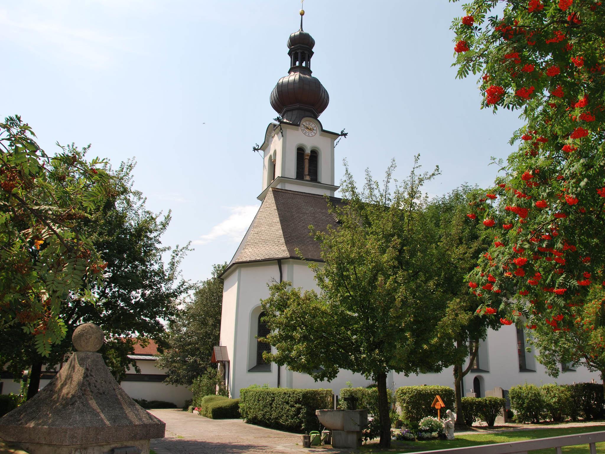 Pfarrkirche zum Heiligen Nikolaus