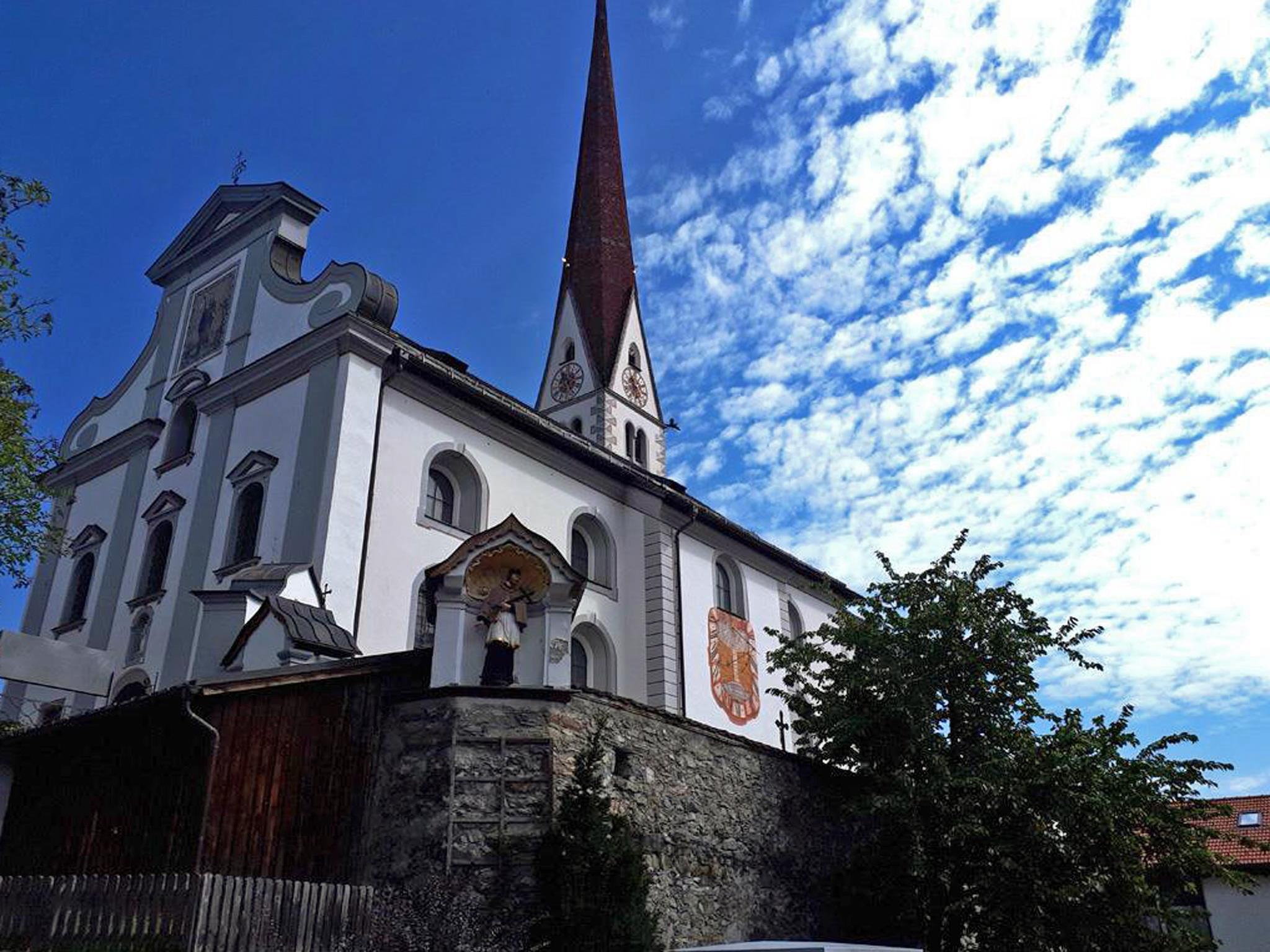 Pfarrkirche Axams zum Hlg. Johannes