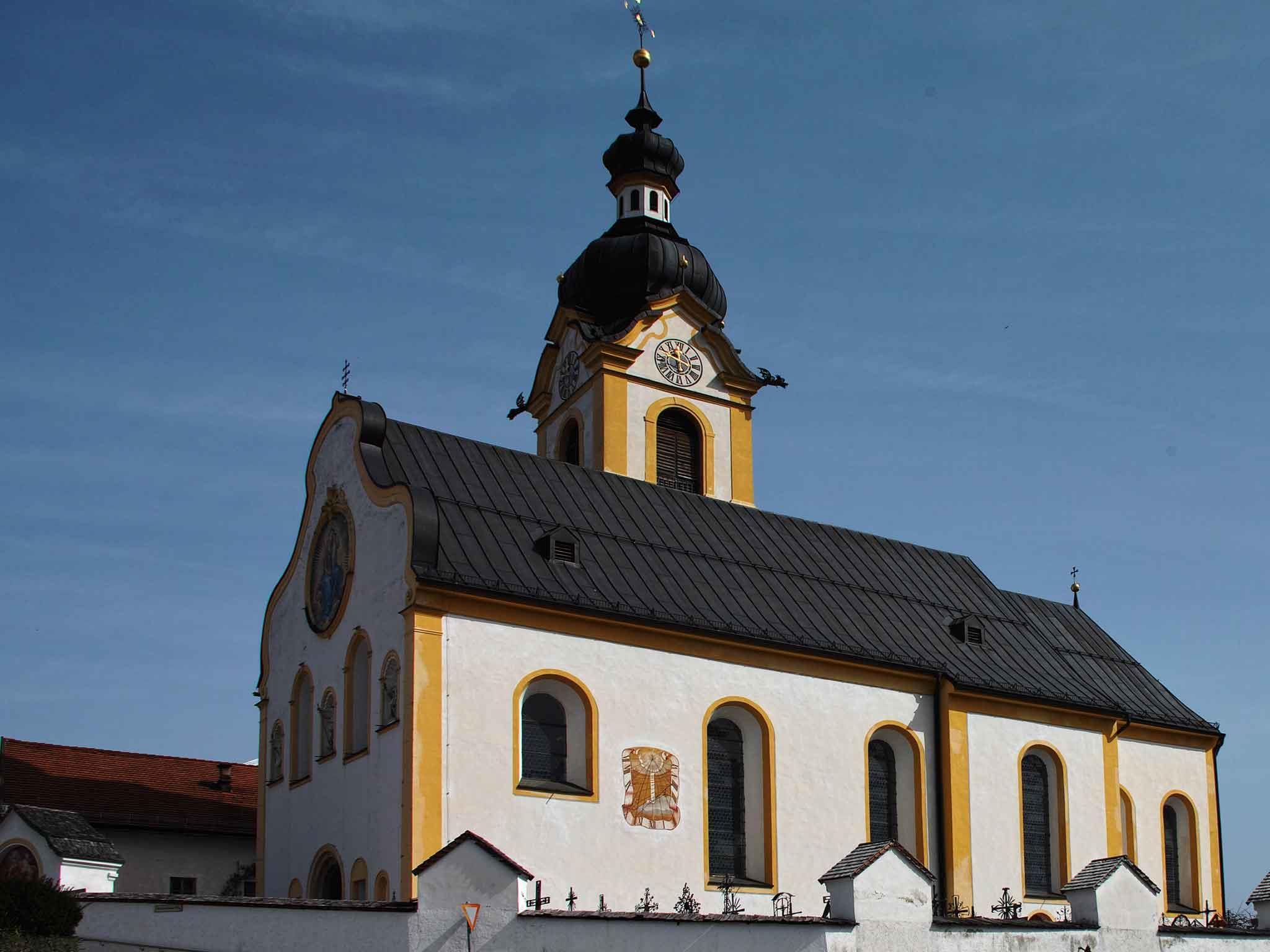 Pfarrkirche Oberperfuss