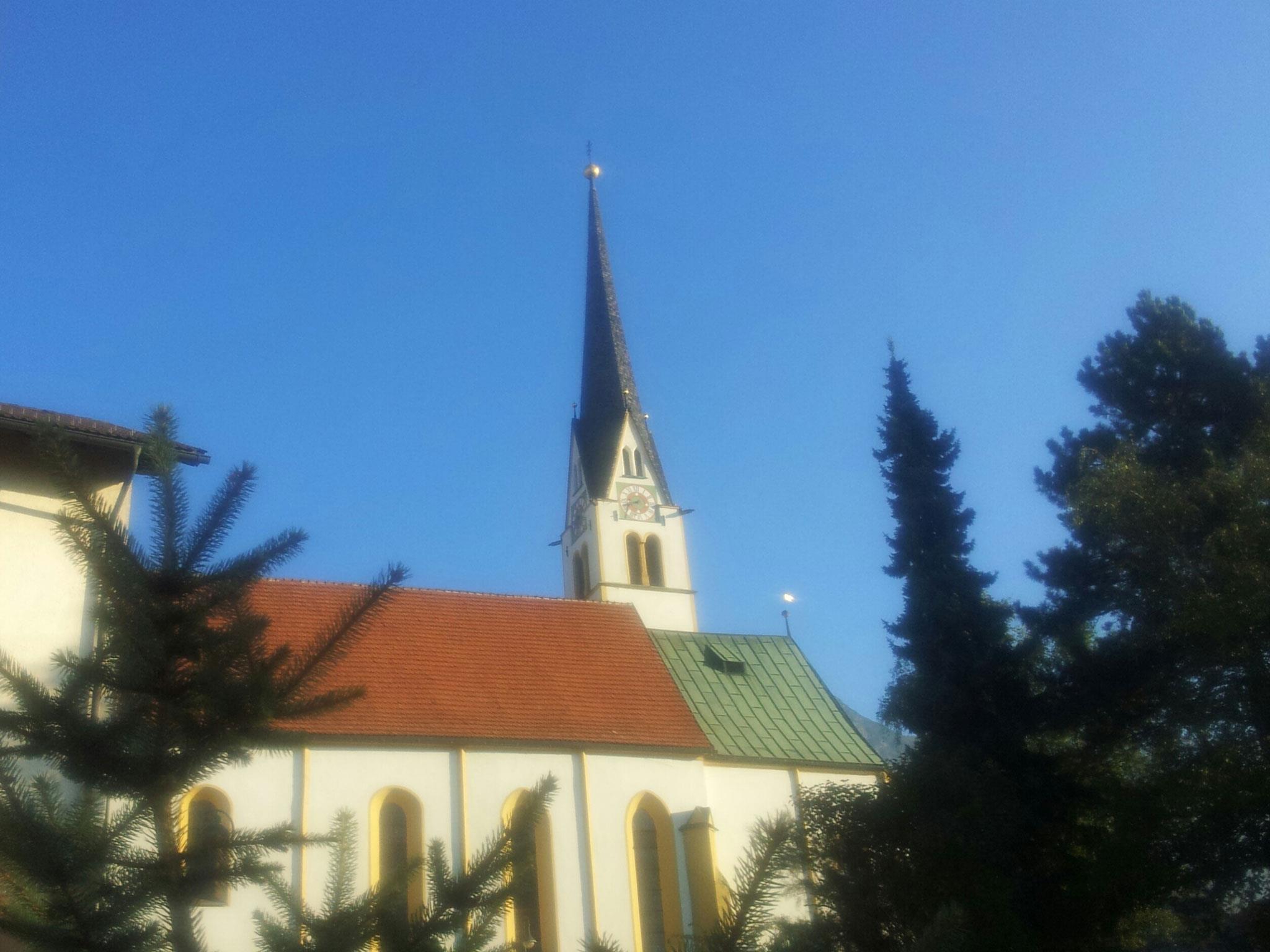 Pfarrkirche Rum  St.Georg