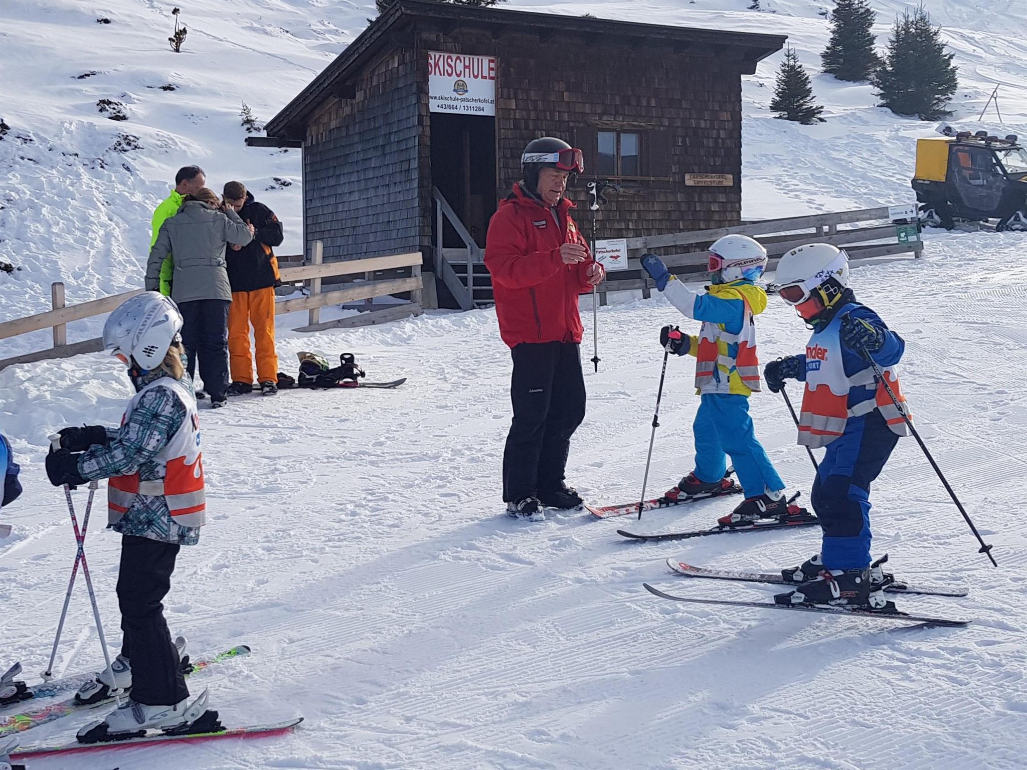 Privat Skischule Patscherkofel