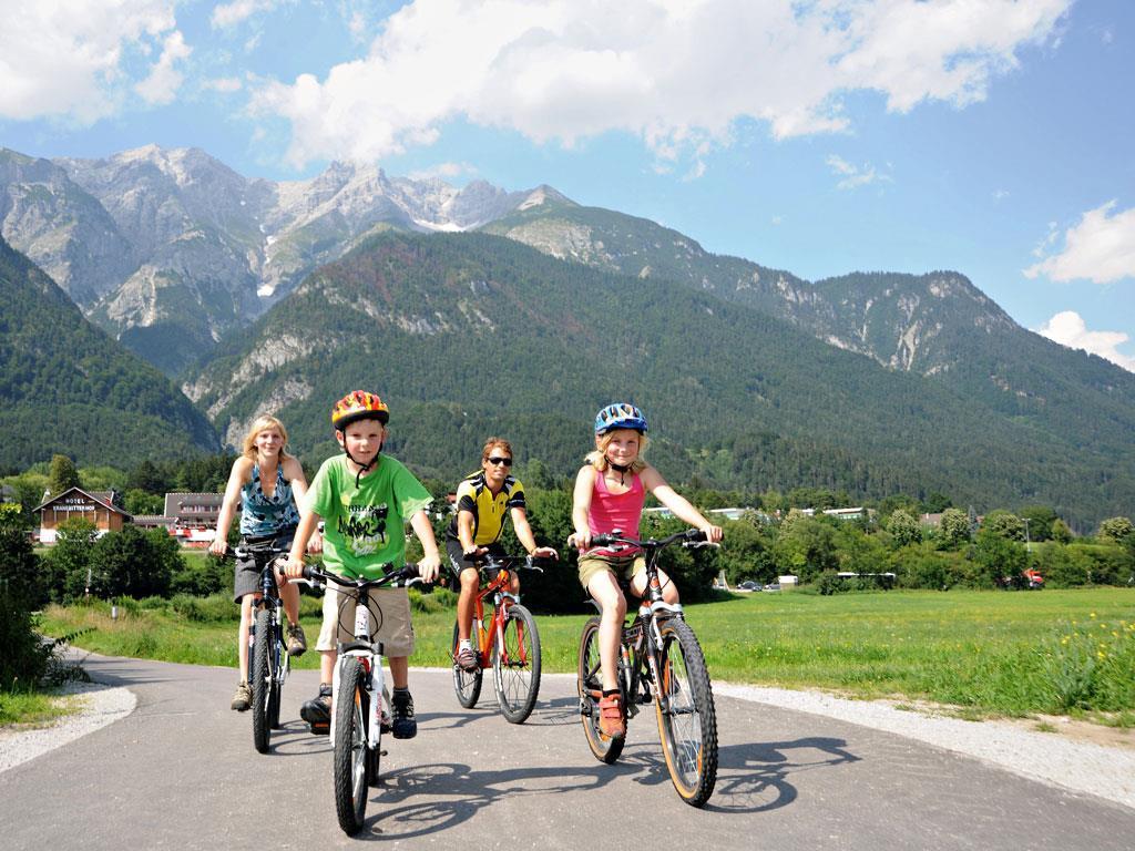 INNTOUR - geführte Biketouren