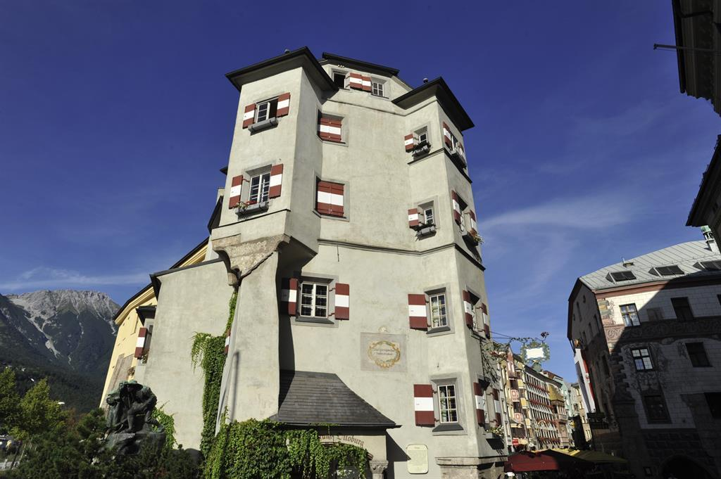 Wirtshausführung: Innsbrucker Altstadt