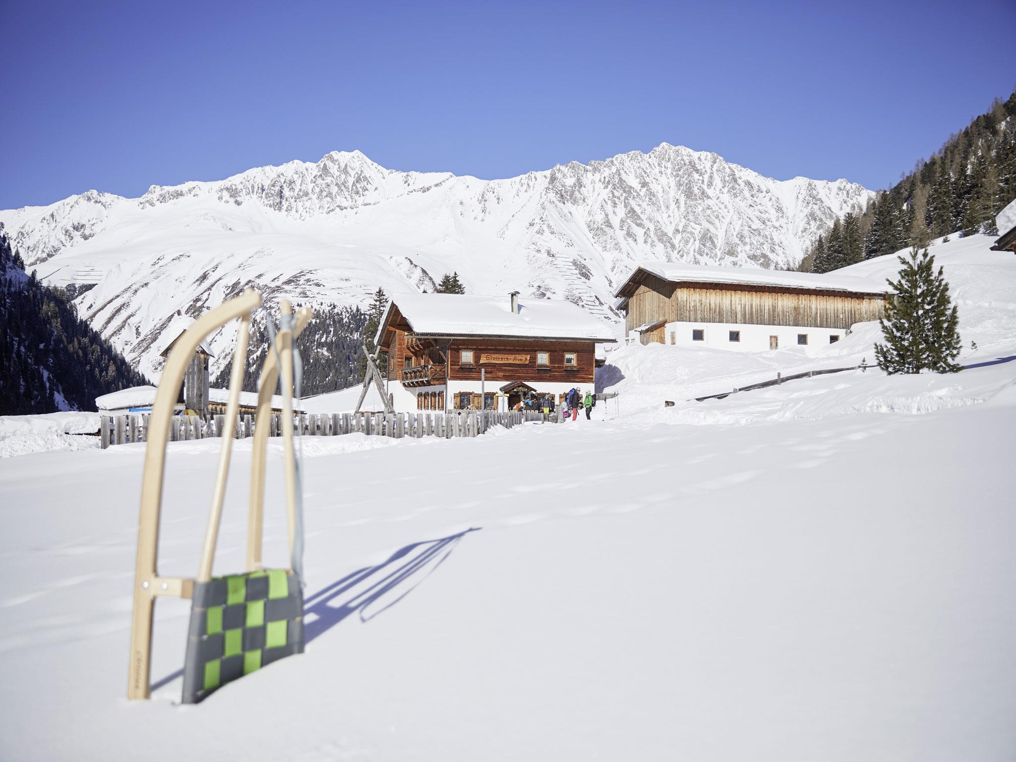 Rodelverleih Haus Holzer