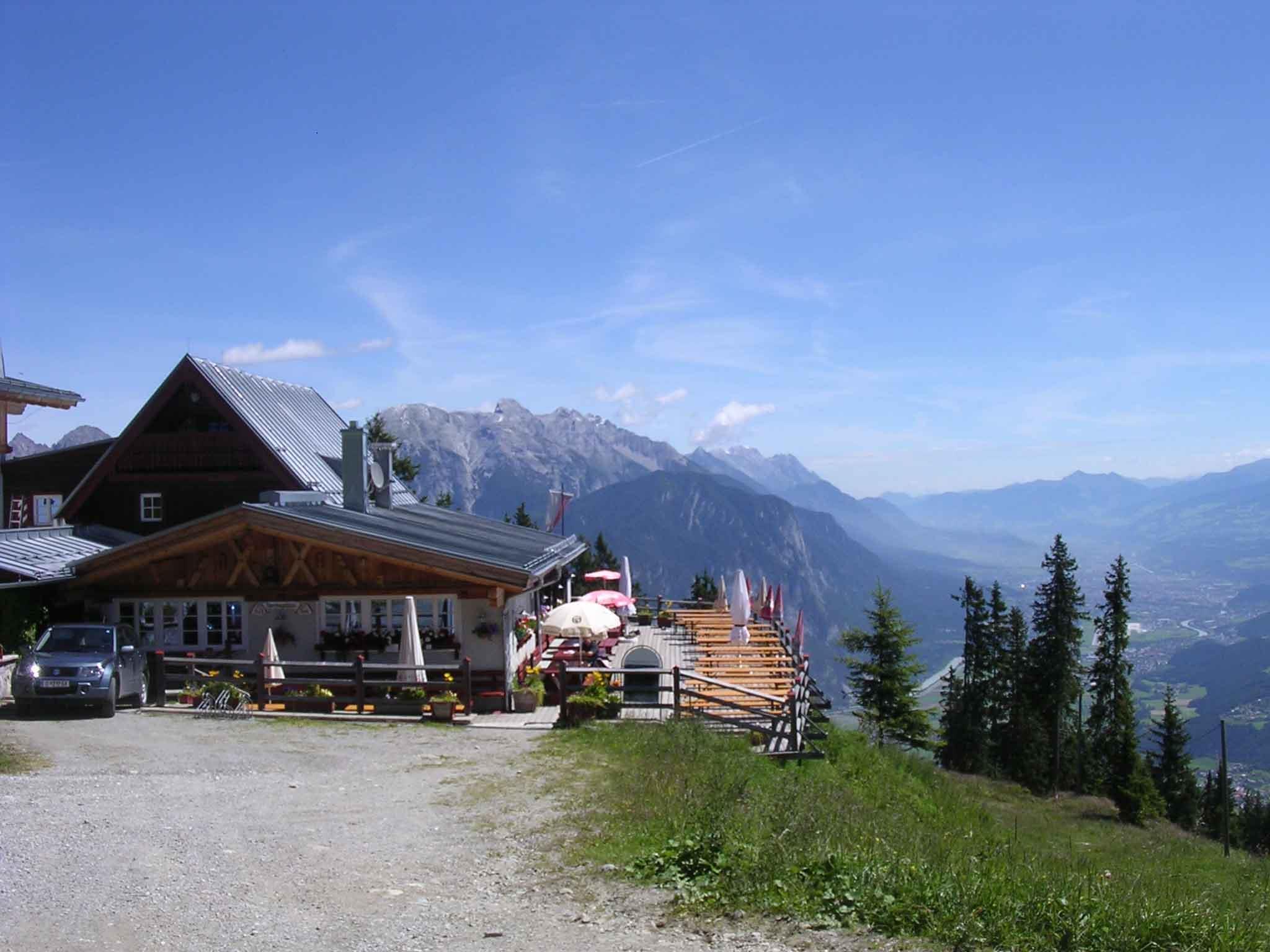Rosskogelhütte Oberperfuss
