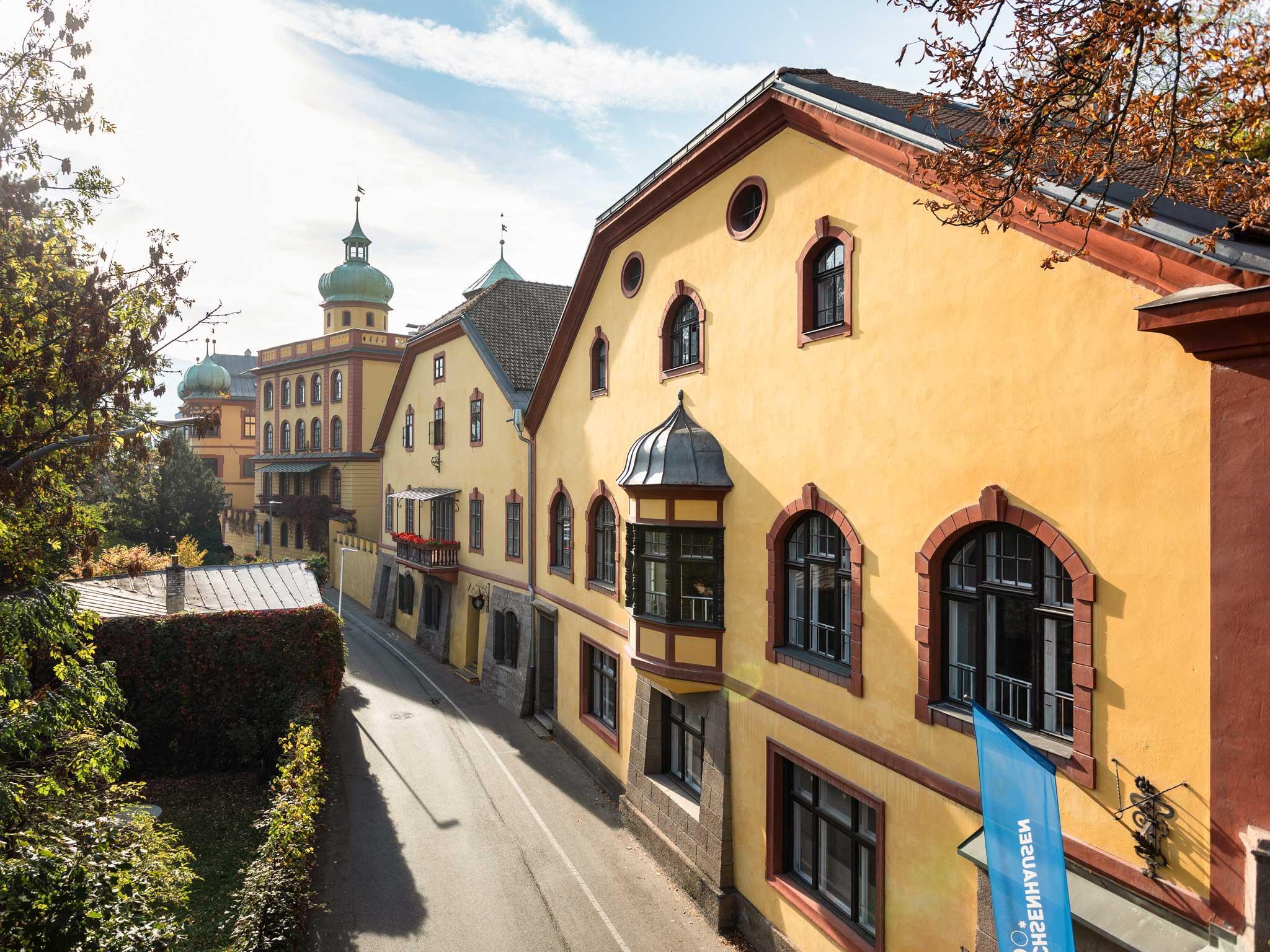 Künstlerhaus Büchsenhausen