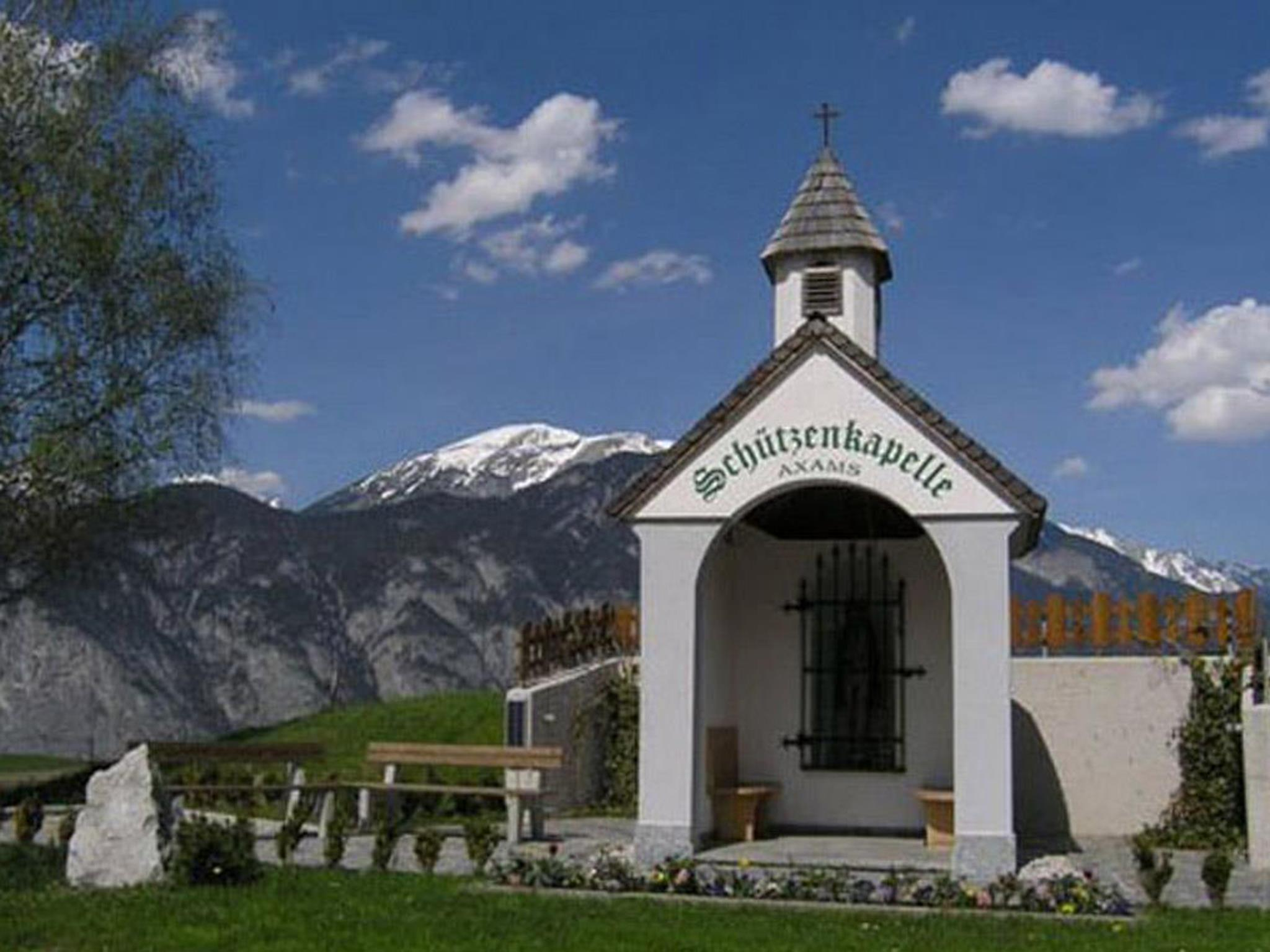 Schützenkapelle - Kapelle zum gegeißelten Christus